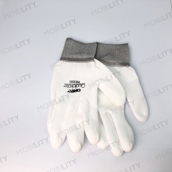 ESD Gloves QRP Qualakote PDESDEC for Assembly / In...