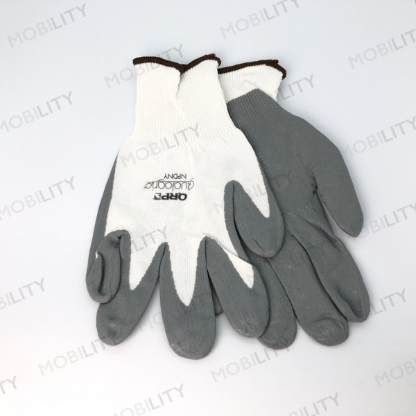 ESD Gloves QRP Qualagrip NPDNY with Nitrile. coate...