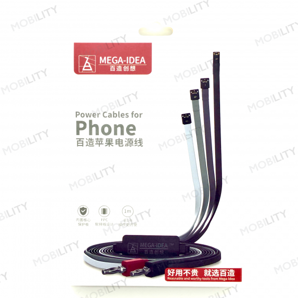 Wire for PS Qianli MEGA-IDEA for iOS devices